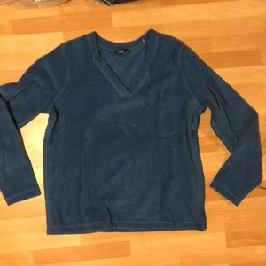 Land's end boys youth sweater sz M 10-12 NWOT